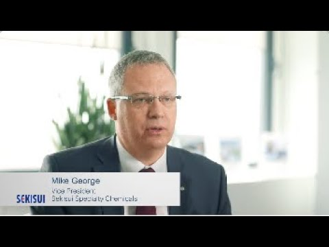 Have You Met Mike George? VP of Sekisui Specialty Chemicals Europe