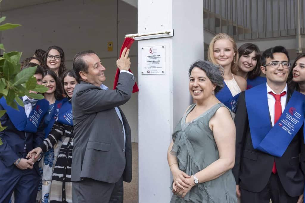 Sekisui Specialty Chemicals Sponsors 2019 Chemistry Grads From University Rovira I Virgili (URV)