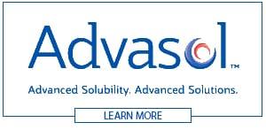 Advasol Advanced Solubility, Advanced Solutions.