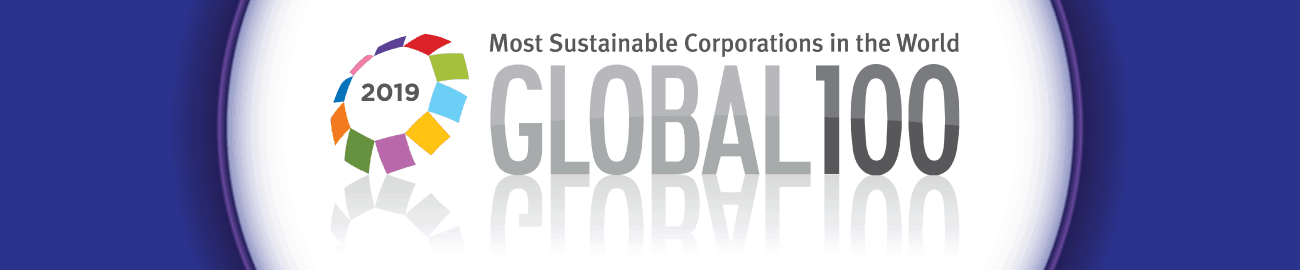 Sekisui Chemical selected as Global 100 Sustainable Corp. 2nd year running