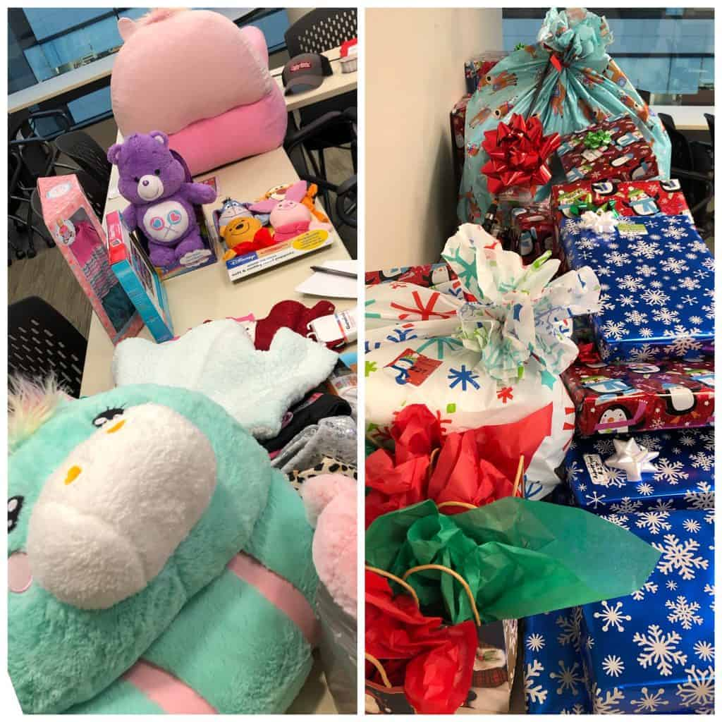 Sekisui Specialty Chemicals Adopts A Family For the Holidays