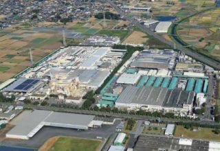 Gunma factory begins producing vinyl chloride (PVC)pipe and panels in Japan