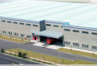 SEKISUI Industrial Piping Co. is established in Taiwan to produce and sell chlorinated vinyl chloride (CPVC) industrial pipes & fittings